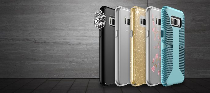 Presidio cases for Samsung Galaxy S8 And S8+ Mobile Case